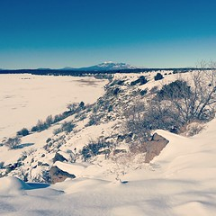 Humphrey's snowscape