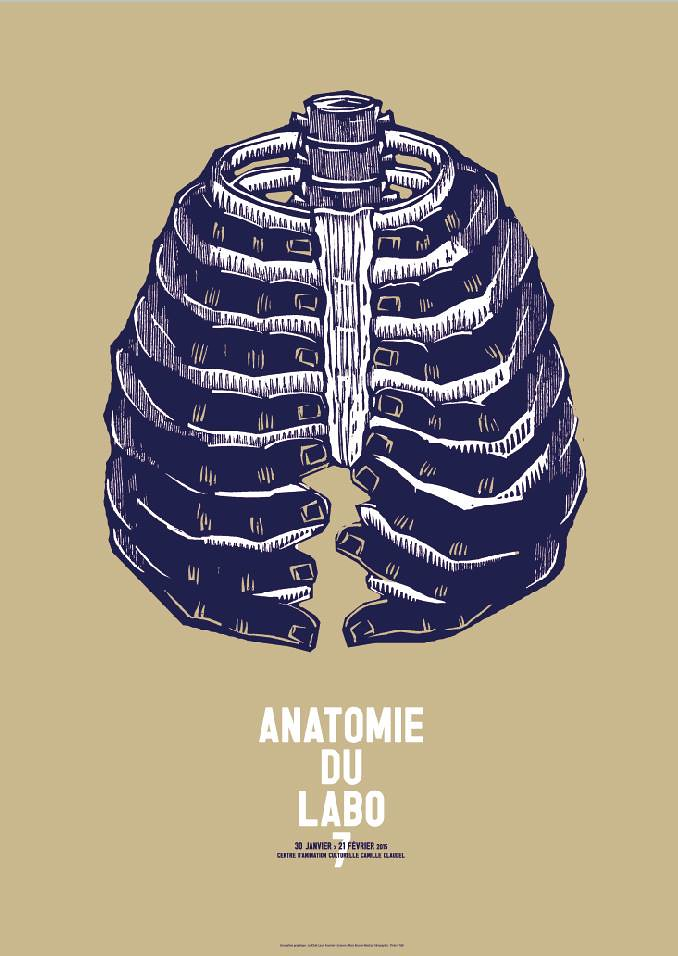 Anatomie du Labo expo