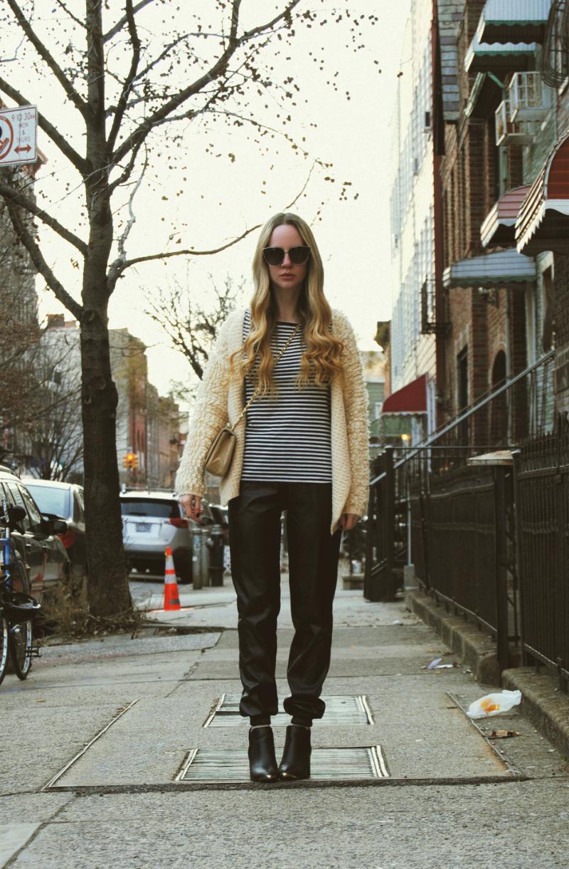 LeatherSweatpants_UrbanOutfittersStripeShirt