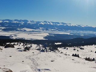 Sanja on the East Ridge of Mt. Massive