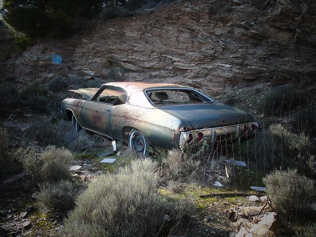 "Chevrolet ""Chevelle"" Malibu 2door sport coupe 1971"