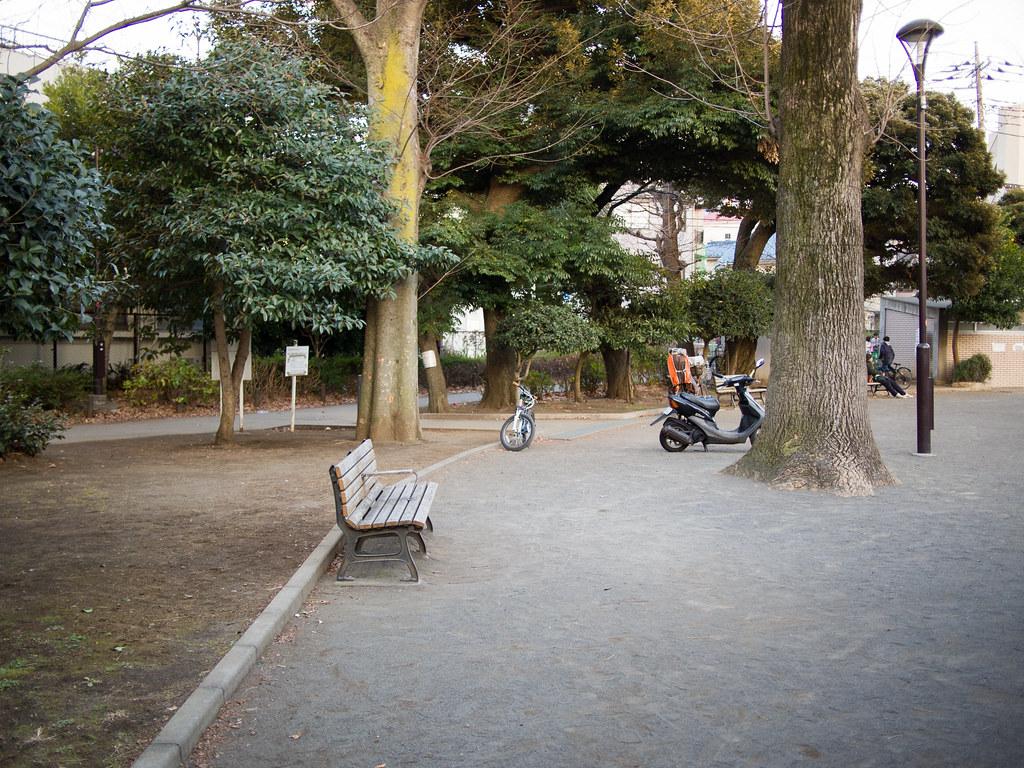 世田谷 丸山公園 (Maruyama Park, Setagaya) 4
