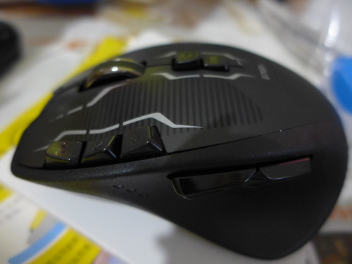 Logitech G700s 無線遊戲滑鼠