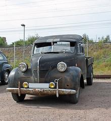 1950 Volvo PV 61