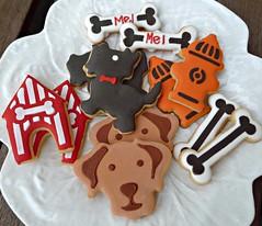 gingerbread, food,