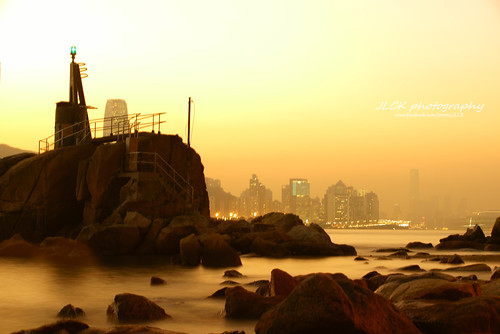 sunset canon landscape hongkong sony ef70200f28 a7r