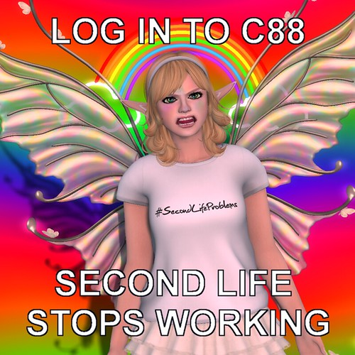 #DeosSecondLifeProblems - Shopping Woes