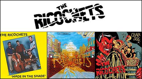 Ricochets-discos