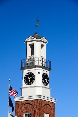 Winnsboro Clock Tower-008