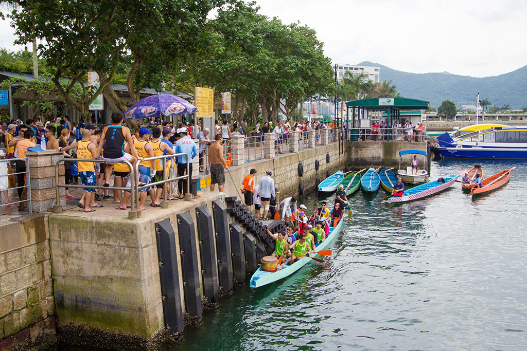 Hong Kong - Dragon Boat Festival