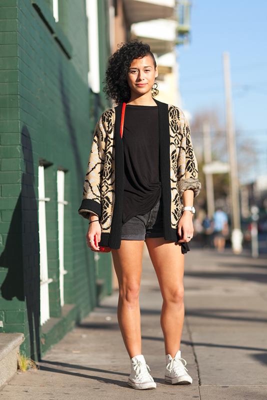 animalcardi street style, street fashion, 18th Street, San Francisco, Quick Shots, women