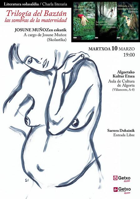 Trilogía del Baztán: las sombras de la maternidad (Josune Muñoz)