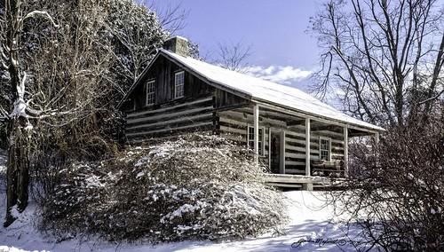 winter snow landscape oldbuildings olympus winterscenes em1 porthope 2015 olym1240mmf28