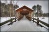 Allegany State Park Covered Bridge