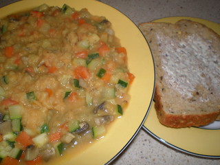 Lentil and Vegetable Pottage