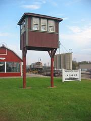20061021 09 Amtrak, Mendota, IL