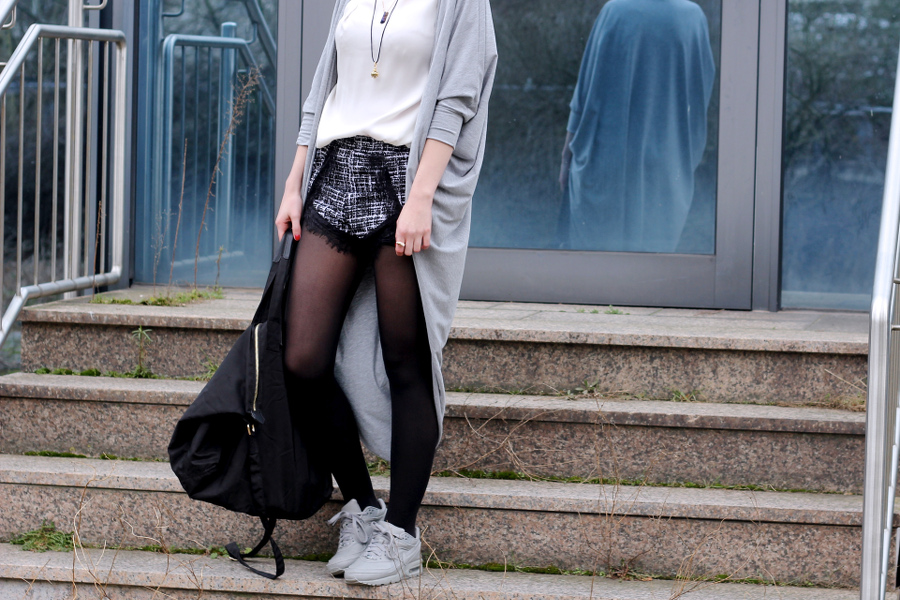 outfit-oversized-long-cardi-shorts-missguided