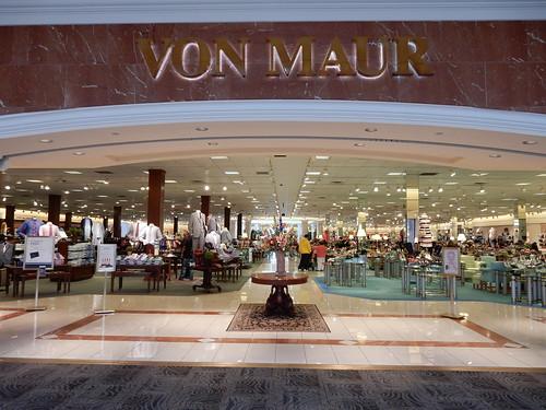 "Von Maur - ""Towne East Square"" Wichita, Kansas"