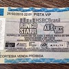 Ringo Starr #ringostarr #ingresso #ticket #hsbcbrasil #saopaulo