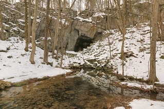 Fricks Cave, Fricks Cave Preserve, Southeastern Cave Conservancy, Lookout Mountain, Walker County, Georgia 1