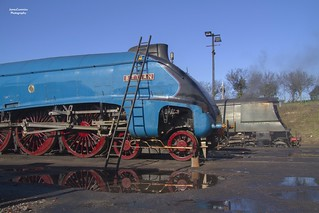 LNER meets Southern