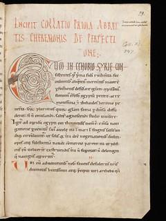 Engelberg, Stiftsbibliothek, Cod. 37, f. 79r