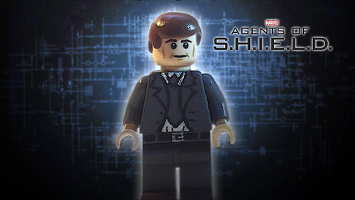 LEGO Marvel: Agents of S.H.I.E.L.D. Agent Phil Coulson - Showcase