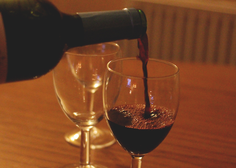 how to drink red wines, Bumpkin Betty