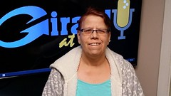Ward 5 Alderman ic candidate Cheryl Mitchell joins us in studio now!