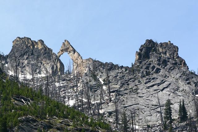 Blodgett Natural Arch