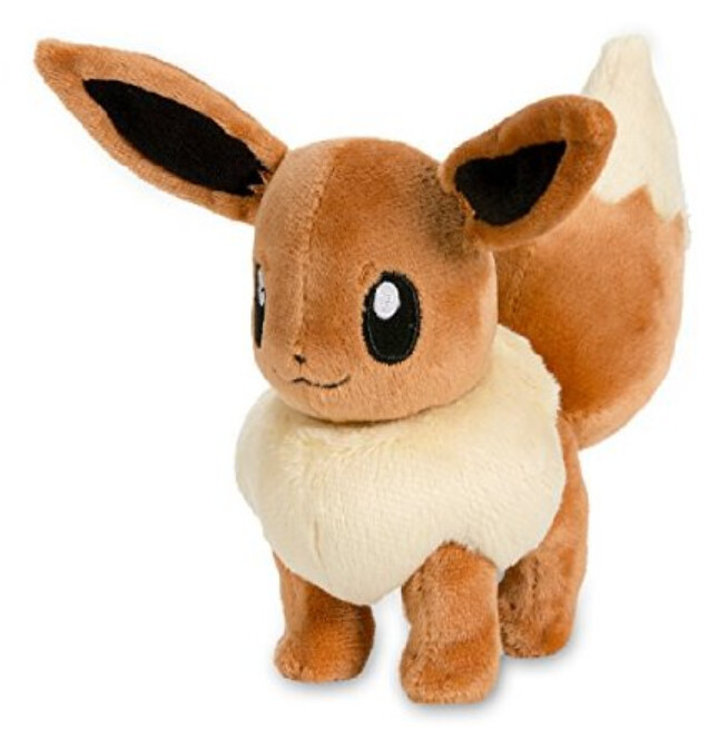 Pokemon Center Eevee