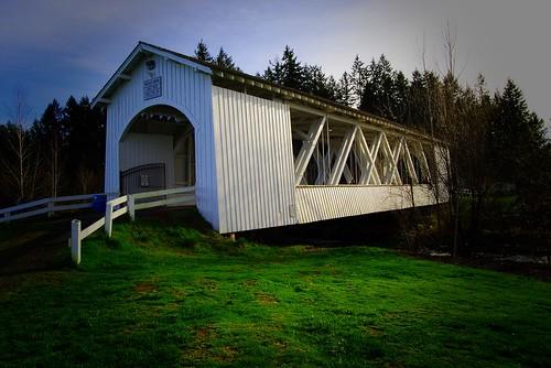 Weddle Covered Bridge