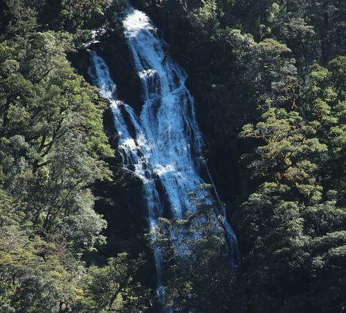 New Zealand,   Fiordland,  Lake Manapouri, Doubtful Sound