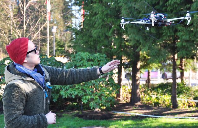 SFU Drone
