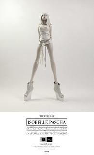 threeA – Isobelle Pascha【GALA MILK系列】神聖的皮鞭與手銬!!