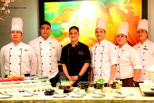 Luxent Hotel Quezon City Garden Cafe Buffet Dinner