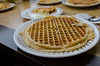 Blueberry Waffle from the Waffle House