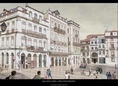 Coimbra. Portugal. Agosto 2014