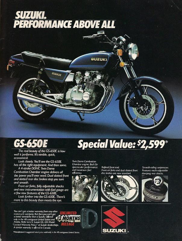 GS650E