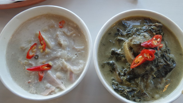 Laing & coco langka