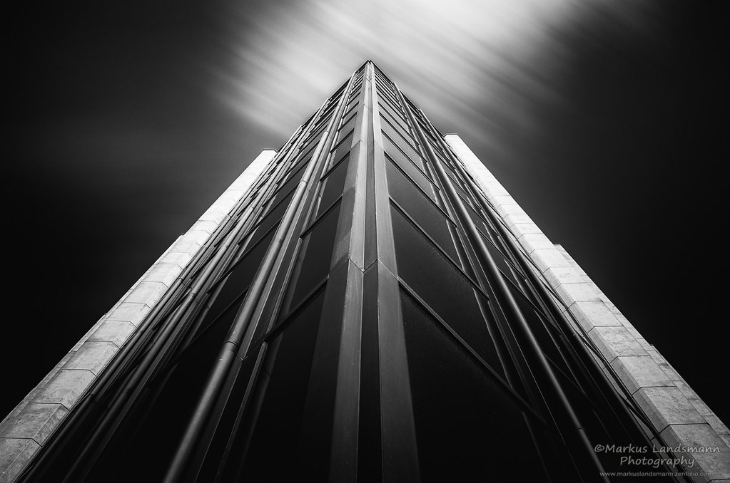 The view up (Fine Art Photography)