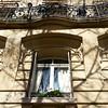 What a charming #Paris window!  #BoulevardPereire