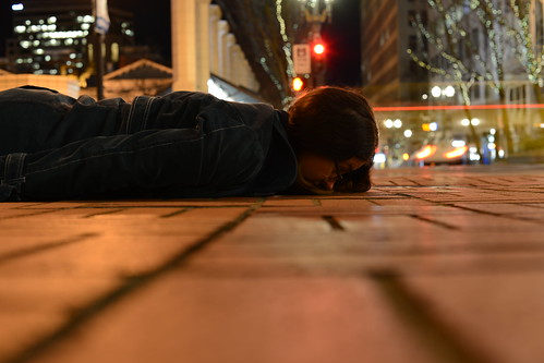 8/52: Long Exposure / yip55: Downtown Facedown