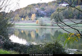 Fin d'automne sur le lac