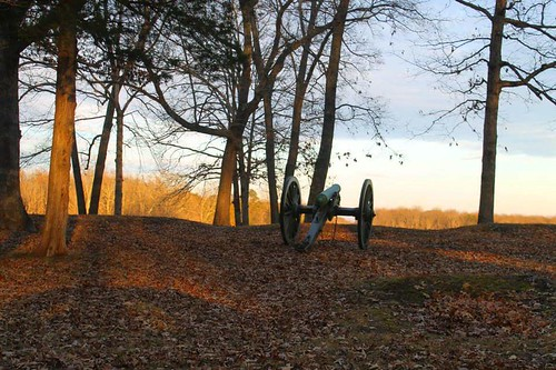 Wilderness Battlefield Virginia