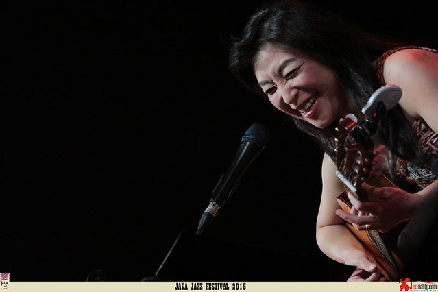 Java Jazz Festival 2015 Day 2 - Lisa Ono (1)