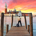 Venice Sunset by Kenny Teo (zoompict)