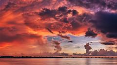 Gulf Coast Summer Evening