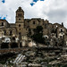 Ghost town of Craco, Basilicata, Italy