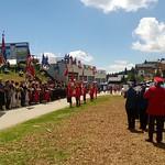 2013 Musikfest Bezirk Goms auf der Bettmeralp